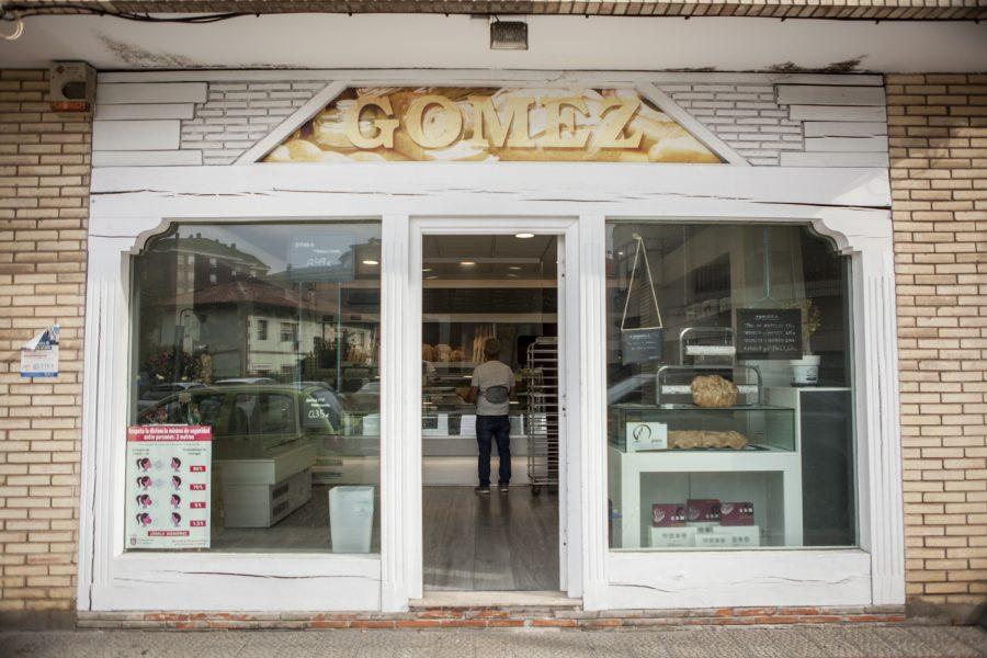Panadería artesanal Gómez Pan