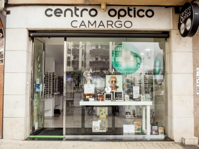 Centro Óptico Camargo