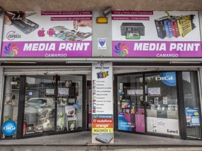 MediaPrint Camargo