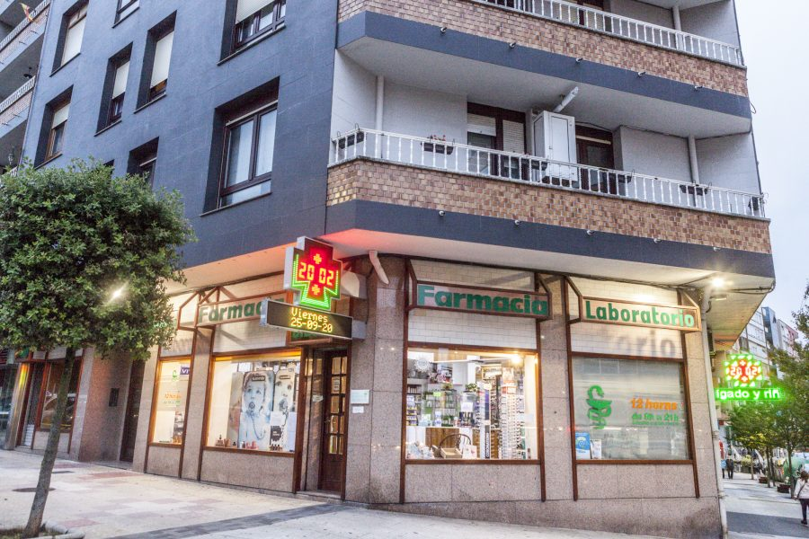 Farmacia Mª Concepción Diego