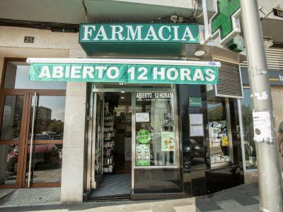 Farmacia Andrés Rodríguez Peral