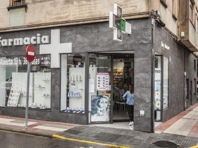 Farmacia Gema Calderón Fraile