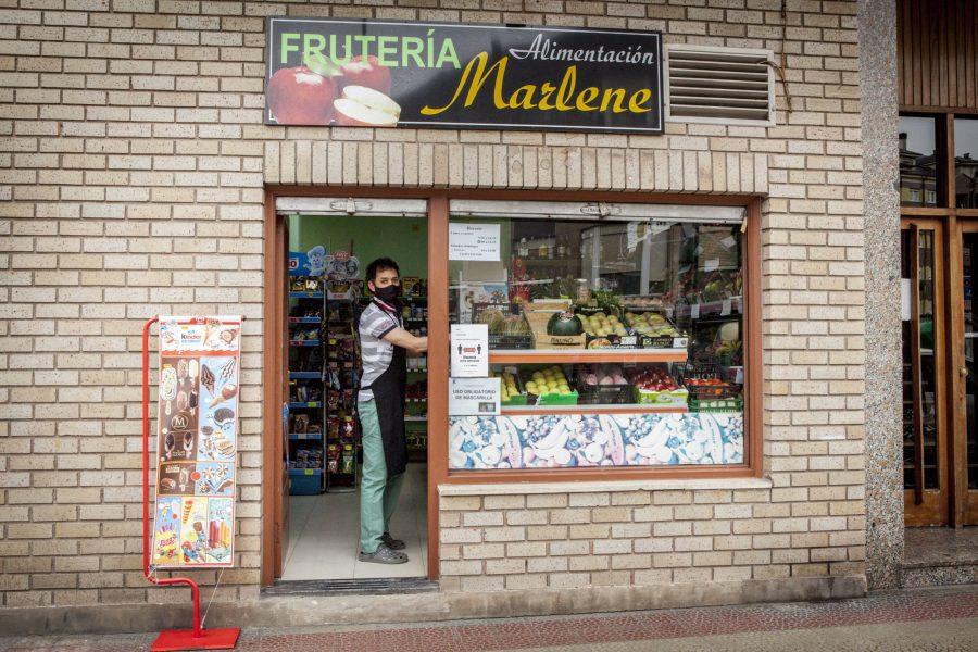 Frutería – Alimentación Marlene