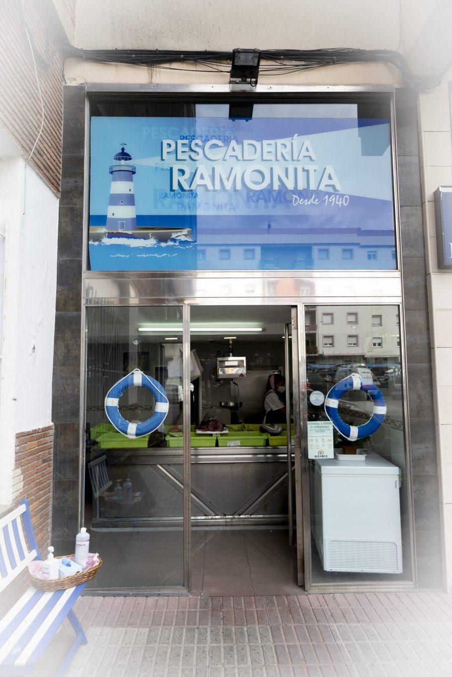 Pescadería Ramonita