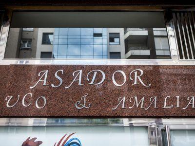Asador Uco y Amalia