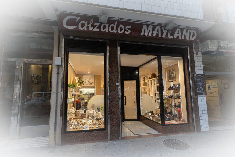 Zapatería Calzados Mayland