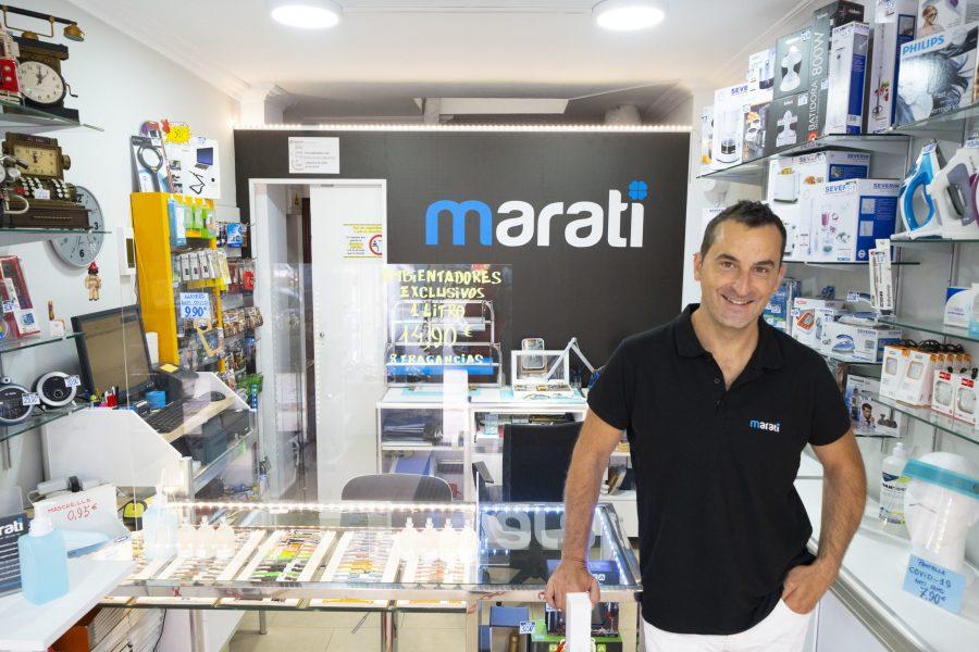 Regalos y relojería Maratí