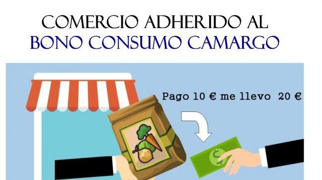 COMERCIOS ADHERIDOS A LA CAMPAÑA BONO CONSUMO DE CAMARGO