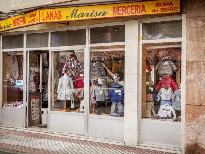 Mercería y ropa bebé Lanas Marisa